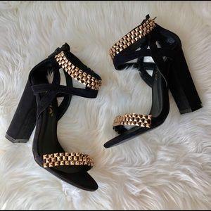 Stappy Heel